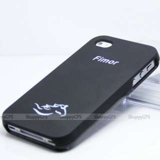 4G Front+Black Hard Case Skin Cover Screen Protector GSM CDMA
