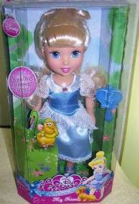 Disney Princesses *My Friend Cinderella* 13.5 Doll New