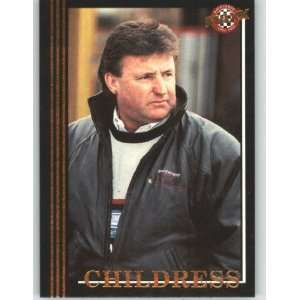 1992 Maxx Black Racing Card # 102 Richard Childress