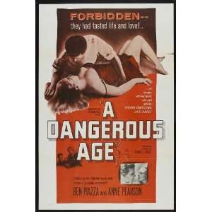 A Dangerous Age Movie Poster (27 x 40 Inches   69cm x
