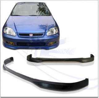 99 00 CIVIC 2D 2DR COUPE Front Bumper Chin Spoiler