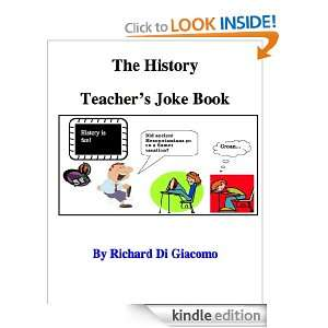 The History Teachers Joke Book Richard Di Giacomo