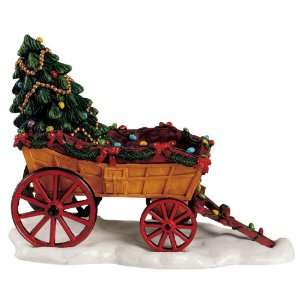 Village Collection Farm Wagon Table Piece #53505