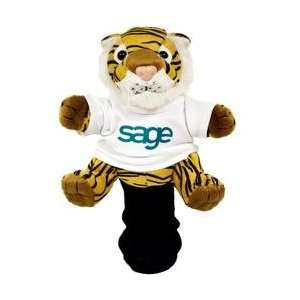 S1020    14 Tiger Golf Club Cover w/Tshirt Toys & Games