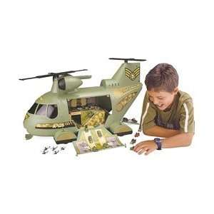 Delta Rescue Helicopter Playset Toys & Games
