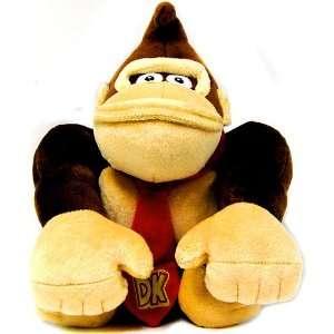 Mario Brothers BanPresto 9 Inch Plush Figure Donkey Kong Toys & Games