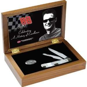 Case Knives 8887 8254SS Pattern Dale Earnhardt Jr. #88