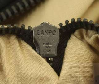 Rag & Bone Black Canvas & Leather Travel Duffel Bag
