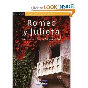 Romeo y Julieta (9788483086186) Elena OCallaghan i Duch Books