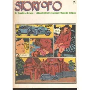 Story of O   Illustrated Version Guido; Reage, Pauline Crepax Books