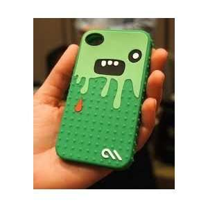 Case Mate Apple iPod Touch 4G Monsta Case, Green Electronics