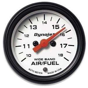 Dynojet Air to Fuel Ratio Gauge For BMW Motorcycles   White Face