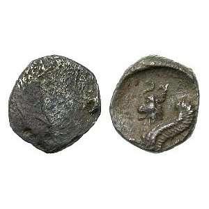 Samaria, Persian Empire, Satrap Hezekiah, 375   333 B.C