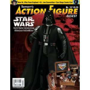 Tomarts Action Figure Digest 167 Christopher Hall Books