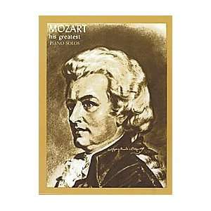 Mozart   His Greatest Piano Solos Composer Wolfgang