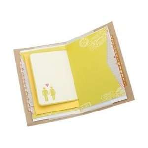 American Crafts Mini Book 4 1/2X6 1/2 The Little Things