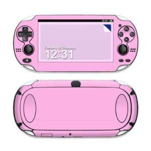 Sony PS Vita Skin (High Gloss Finish)   Solid State Pink