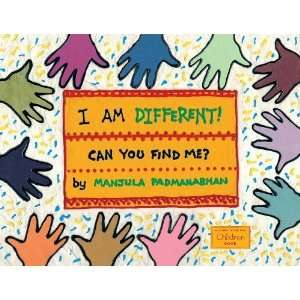 I Am Different Can You Find Me? (Global Fund for Children