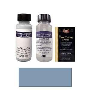 1 Oz. Light Huron Blue Metallic Paint Bottle Kit for 1989