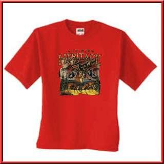SH Deer Rebel Confederate Flag Shirt S XL,2X,3X,4X,5X