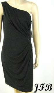 JESSICA SIMPSON Womens Black Occasion Dress Sz 6 $128 New 5664
