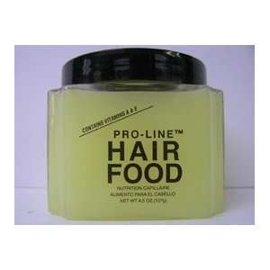 Proline Hair Food Size 4.5 OZ Beauty