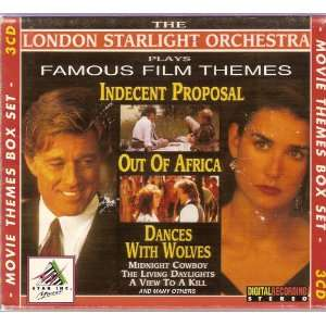 Famous Film Themes: The London Starlight Orchestra: Music