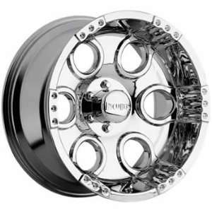 Incubus Torment 16x8 Chrome Wheel / Rim 8x170 with a  6mm Offset and a
