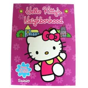 Sanrio Hello Kitty Coloring & activity Book   Hello Kitty