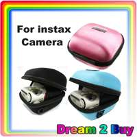 Fuji Instant Instax Mini 7S Polaroid Camera + Film&Case 659096711774