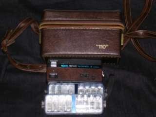 Vintage Kodak Trimlite Instamatic 38 Camera Case Flash