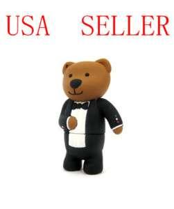 GB Winnie Pooh Bear USB Memory Stick Flash Drive