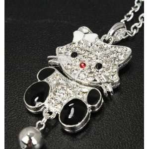 Miss Peggys   Hello Kitty P 23 Large Bling Hello Kitty