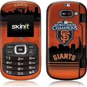 Skinit San Francisco Giants   World Series Champions 10
