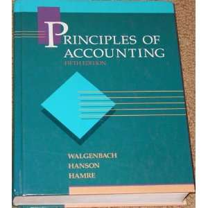 of Accounting 5e (9780155713932): Paul Henry Walgenbach: Books