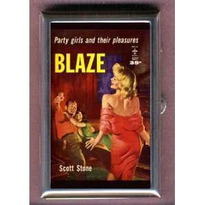 BLAZE SEXY PARTY GIRLS PULP Coin, Mint or Pill Box Made