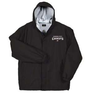 Kansas City Chiefs Black Legacy Full Zip Hoodie Jacket