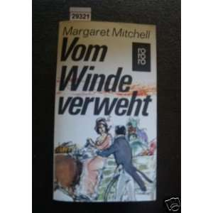 Vom Winde verweht (Gone with the Wind): Margaret Mitchell: Books