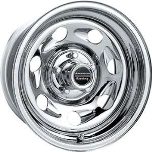 American Racing Tailgunner 15x7 Chrome Wheel / Rim 6x5.5