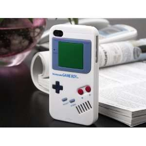 Game Boy Gameboy Silicone Case Cover For Apple AT&T Verizon Sprint