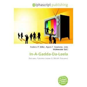 In A Gadda Da Leela 9786132758736  Books