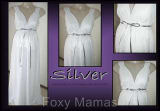 FOXYMAMA Casual Lace Maternity~Or Not, Wedding Dress Gown