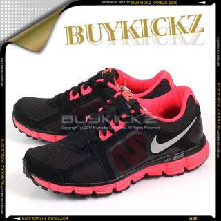 Nike Wmns Dual Fusion ST 2 Black/Silver Red Running