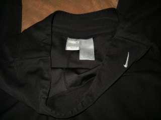 Womens NIKE DRI FIT BLACK WORKOUT / YOGA Athletic PANTS Size M 8 / 10