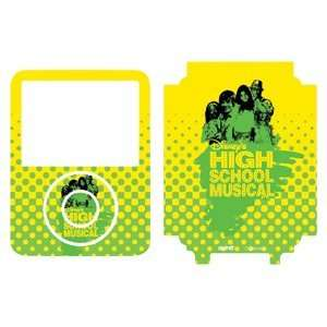 HSM on Lime Green skin for iPod Nano (3rd Gen) 4GB/8GB