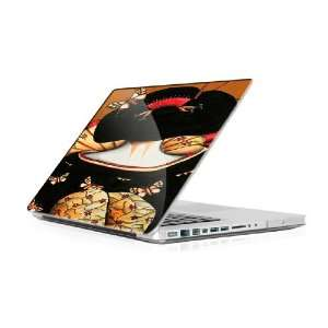 Geisha Girl Red Bubble   Universal Laptop Notebook Skin Decal Sticker