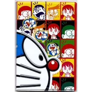 Doraemon & Nobita 3D Passport Cover ~ NO more bent corners