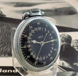 Elgin U.S. Army Air Corps./Air Force AN 5740 Navigational Pocket Watch
