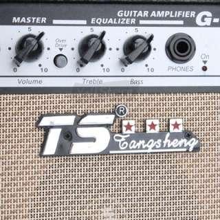Brand New Electric Guitar Amplifier AMP GT 10 Watt black