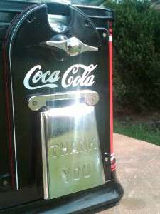 Vintage Victor Topper *Coca Cola* Gumball Candy Peanut machine man